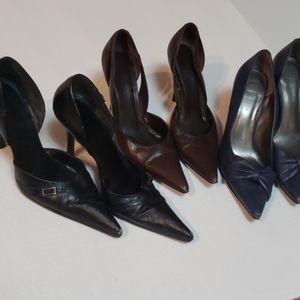 Bundle of Heels! Size 7 Aldo & Nine West